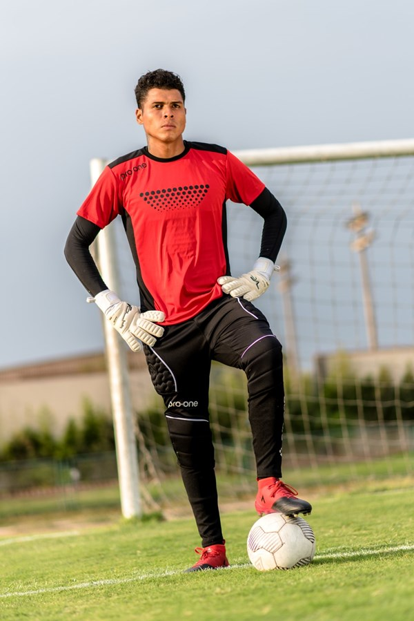 Professional Goalie Joins Team 4Life