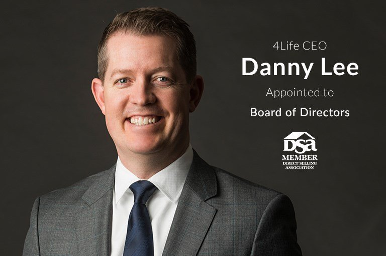 4Life CEO Elected to DSA Board