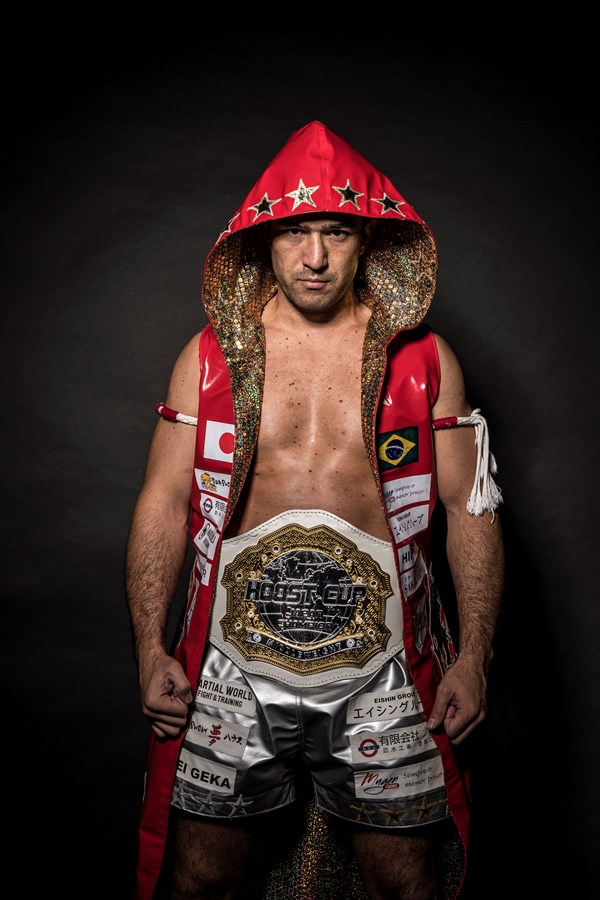 World Champion Kickboxer Joins Team 4Life