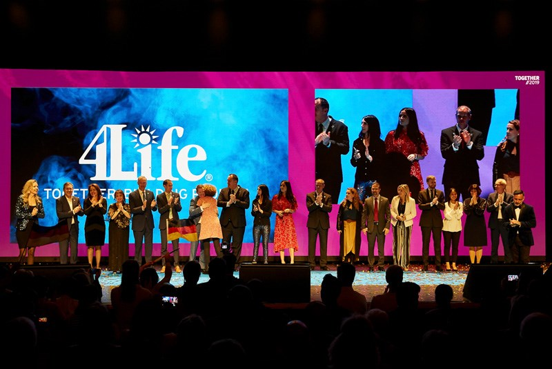4Life Europe Convention