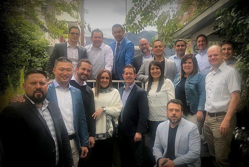 Cimeira de Diretores-Gerais da América Latina