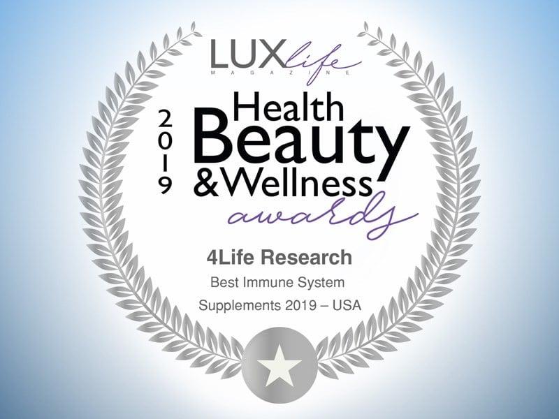 <em>LUXlife</em> Names 4Life Best Immune System Supplements