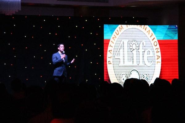4Life Ecuador Holds Recognition Event
