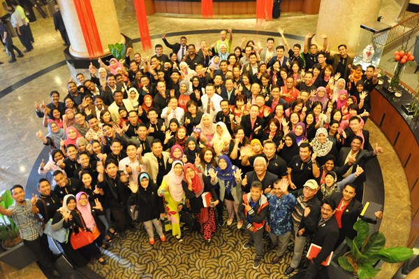 4Life Malaysia Holds Leadership Training Camp