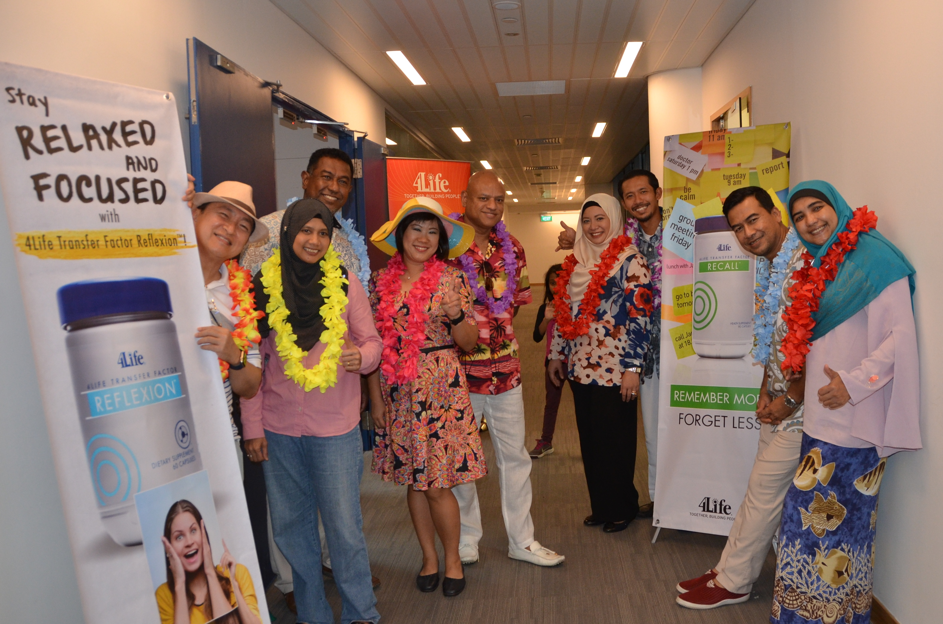 4Life Singapore Launches Two Products