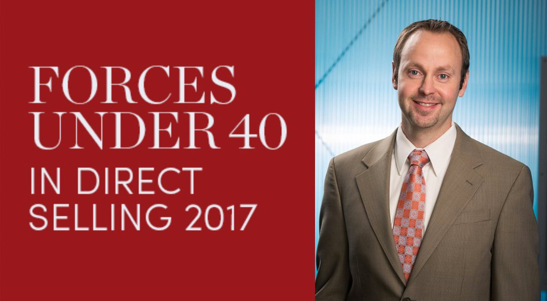 4Life VP Featured in <em>Direct Selling News<sup>®</sup></em>