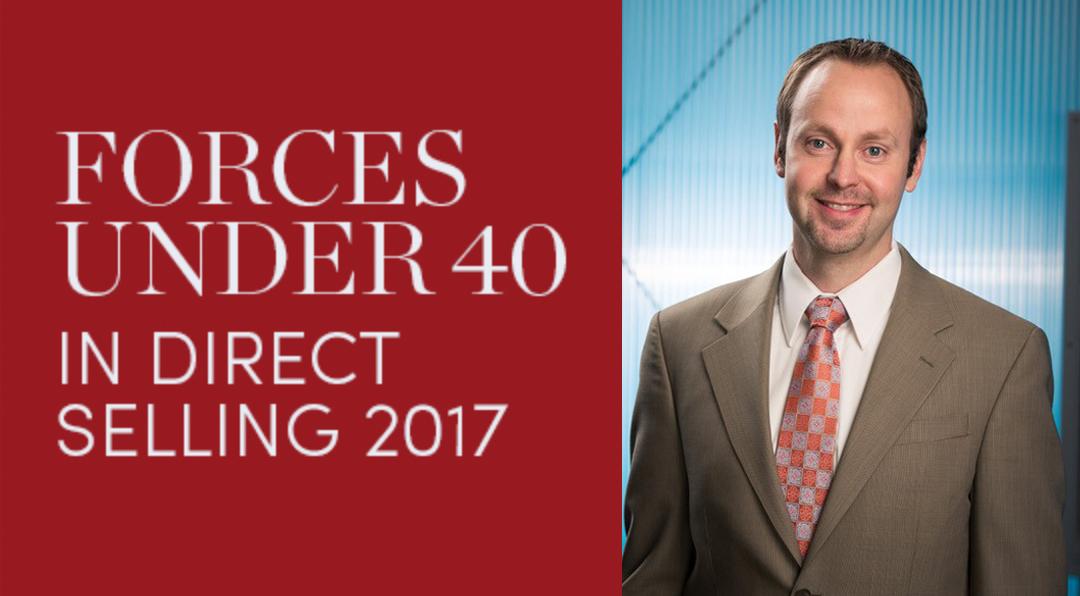 Vicepresidente de 4Life destacado en <em>Direct Selling News<sup>®</sup></em>