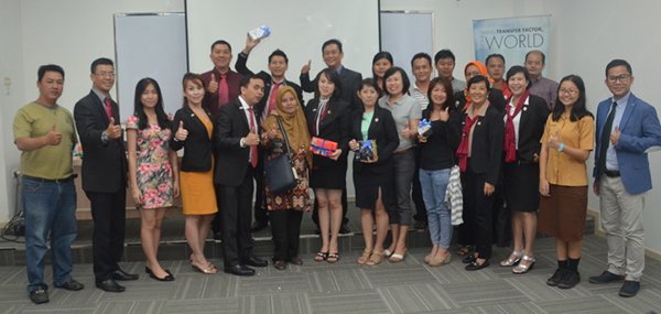 4Life Indonesia 5th Office Anniversary