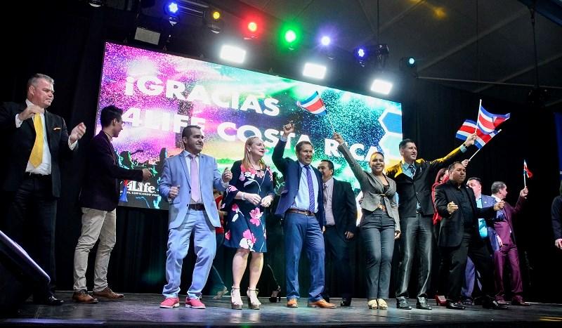 4Life Costa Rica celebra su octavo aniversario