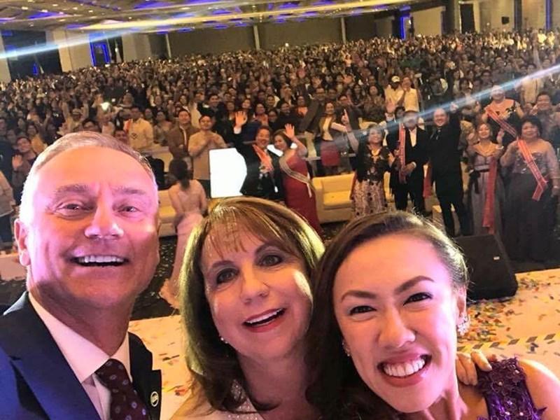 Convención Nacional de 4Life Filipinas 2018