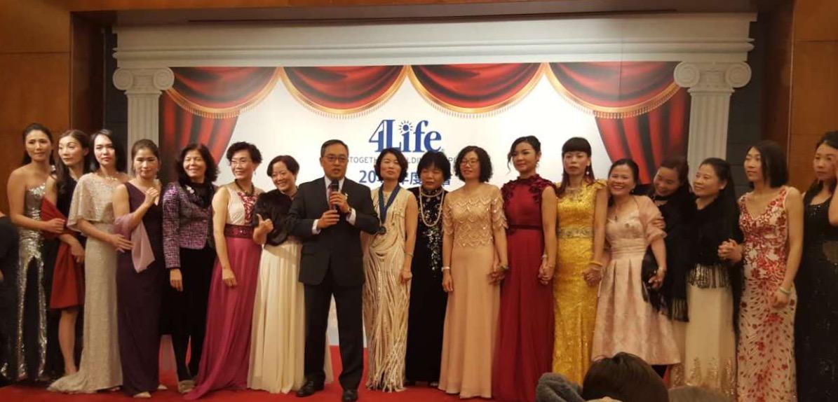 Rali de Éxito 4Life Hong Kong