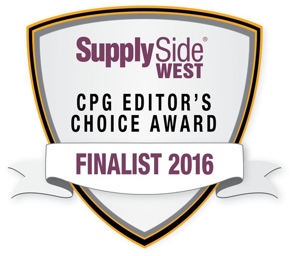 PRO-TF® Named Finalist for SupplySide 2016 Editor's Choice Awards