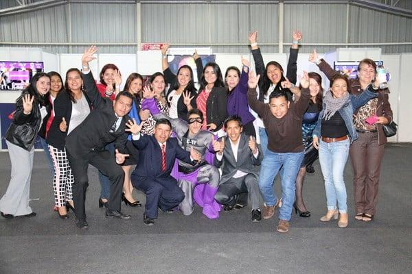 4Life Ecuador Holds Business Symposium