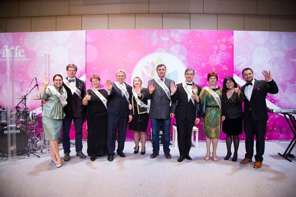 4Life Eurasia Celebrates International Women's Day