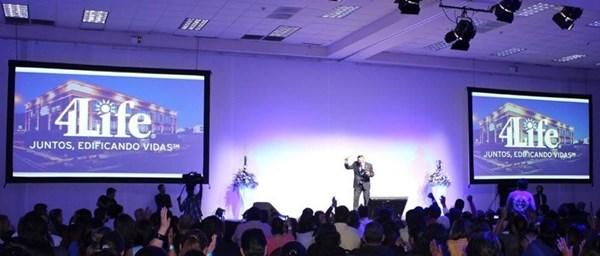 4Life Bolivia Business Symposium