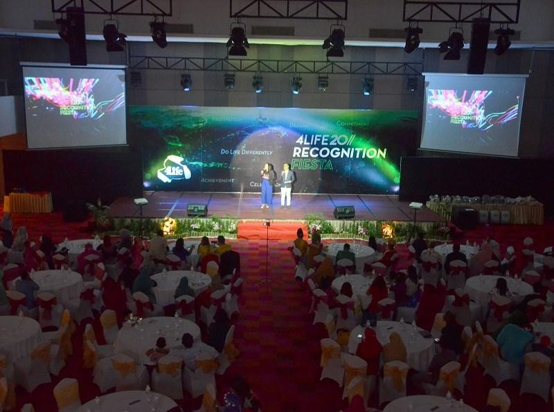 4Life Indonesia Celebrates Seventh Anniversary