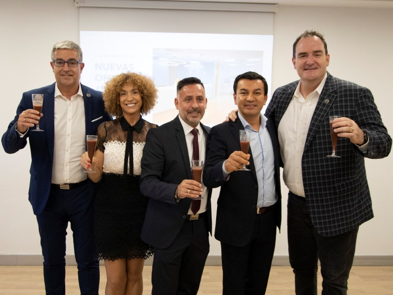 4Life Europe re-inaugurates its office