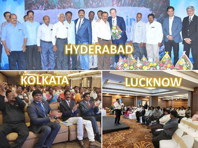 Tour por tres ciudades de la India