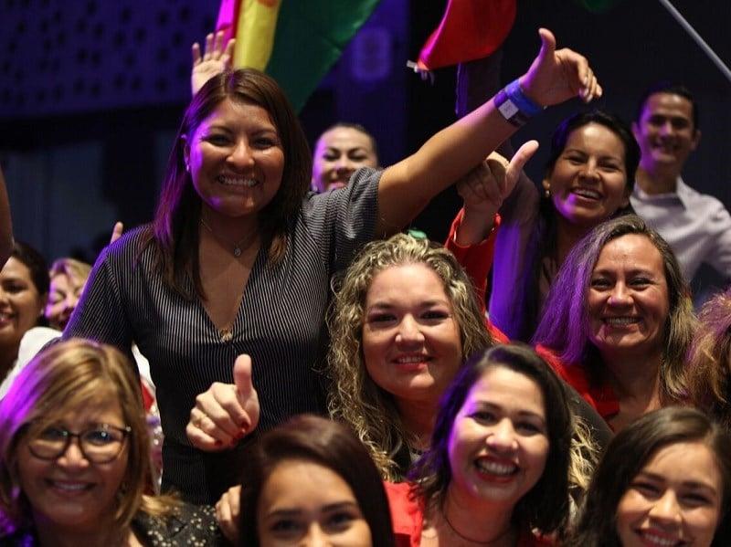 Более 5000 посетителей на первой Латиноамериканской конвенции