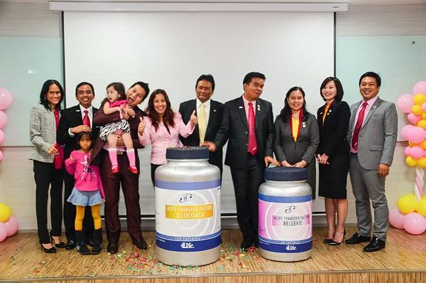 4Life Indonesia lanza nuevos productos
