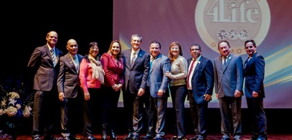 4Life Perú celebra quinto aniversario