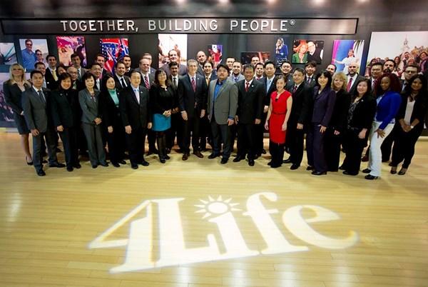 Gerente Generales en el 4Life Summit 2014