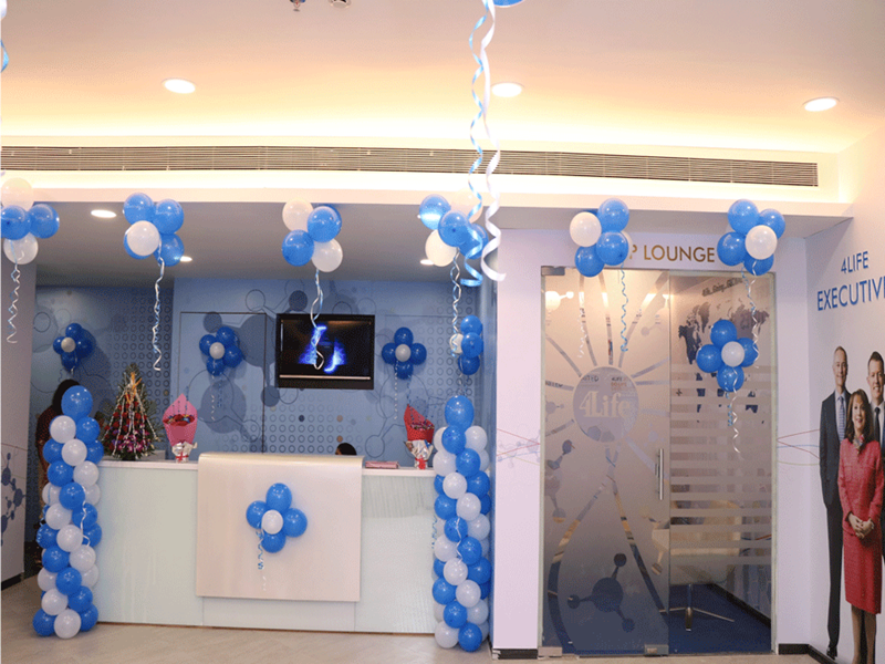 New 4Life Mumbai Office