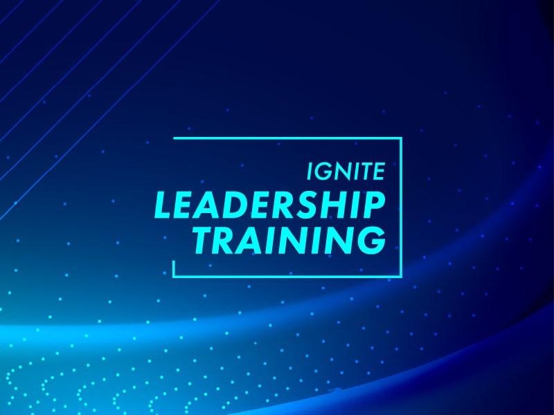 Holen Sie das <em>Ignite Leadership Training</em> in Ihre Stadt!