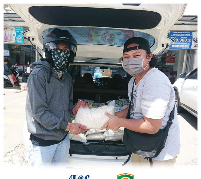 4Life Indonesia supports pandemic relief efforts