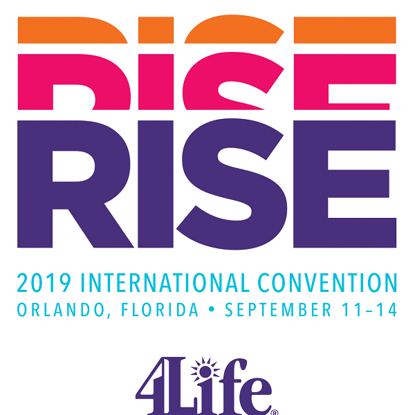 7,000 Converge in Orlando for 4Life Convention