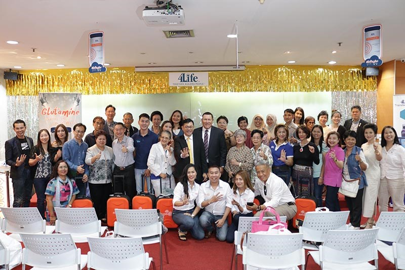 Thailand Glutamine Prime<sup>&reg;</sup> Launch