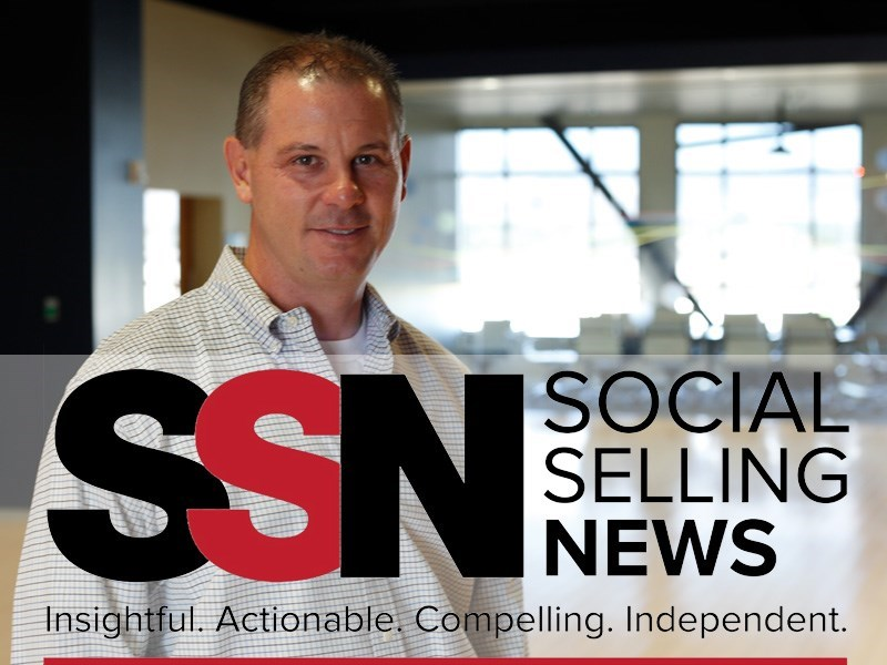CSO Featured in Social Selling News