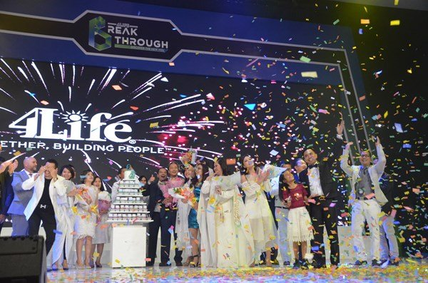 4Life Indonesia Launches Seven Products