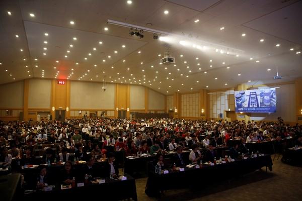 4Life Korea Hosts Success Rally