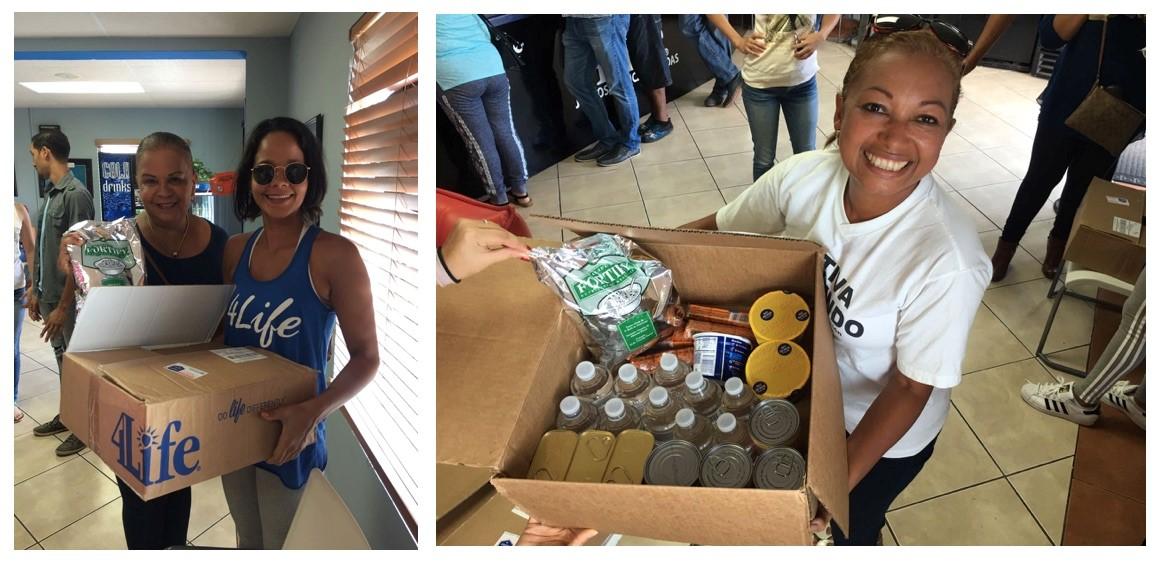 Foundation 4Life<sup>®</sup> brinda ayuda a Puerto Rico
