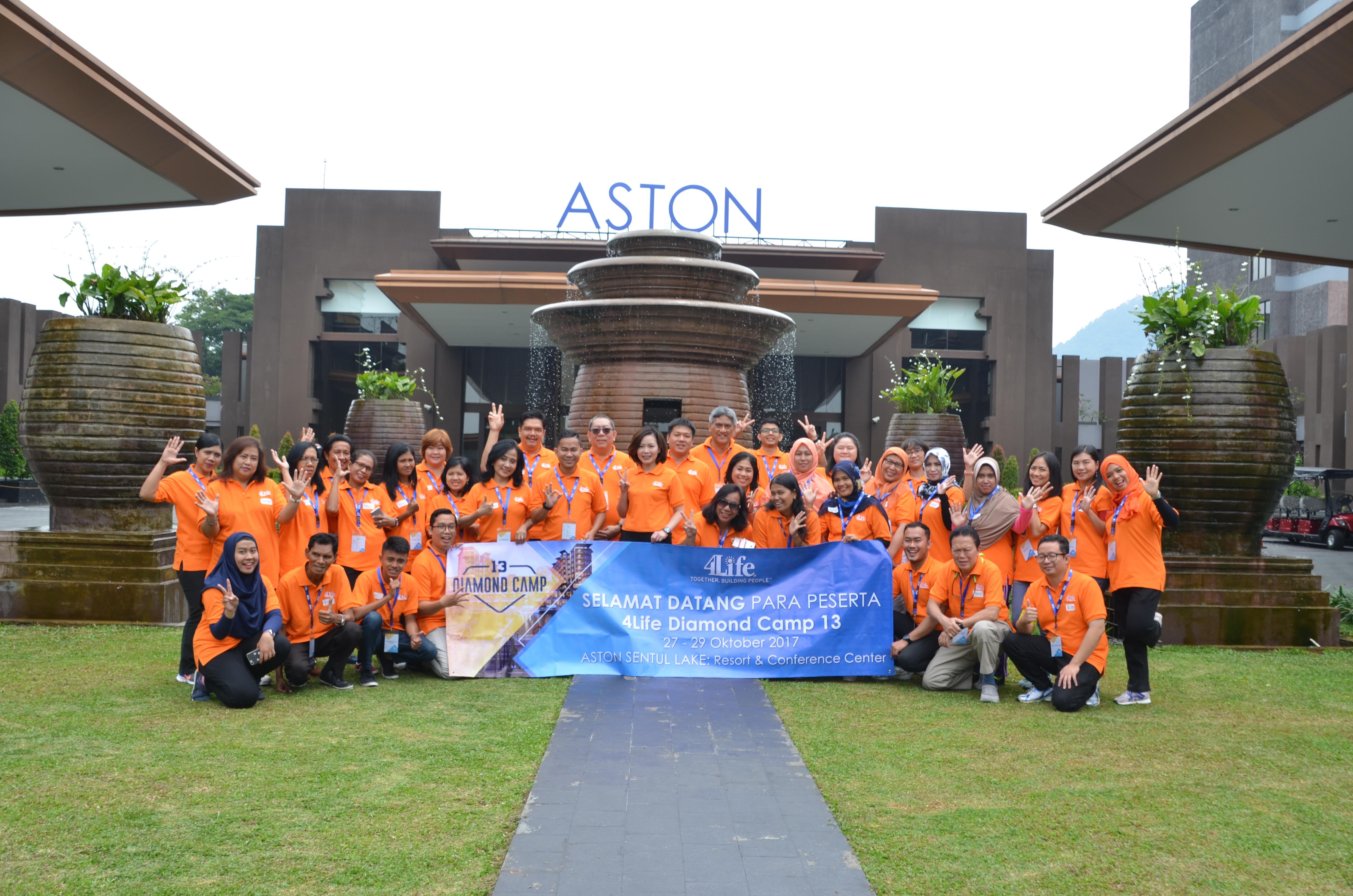 4Life Indonesia Autumn Events