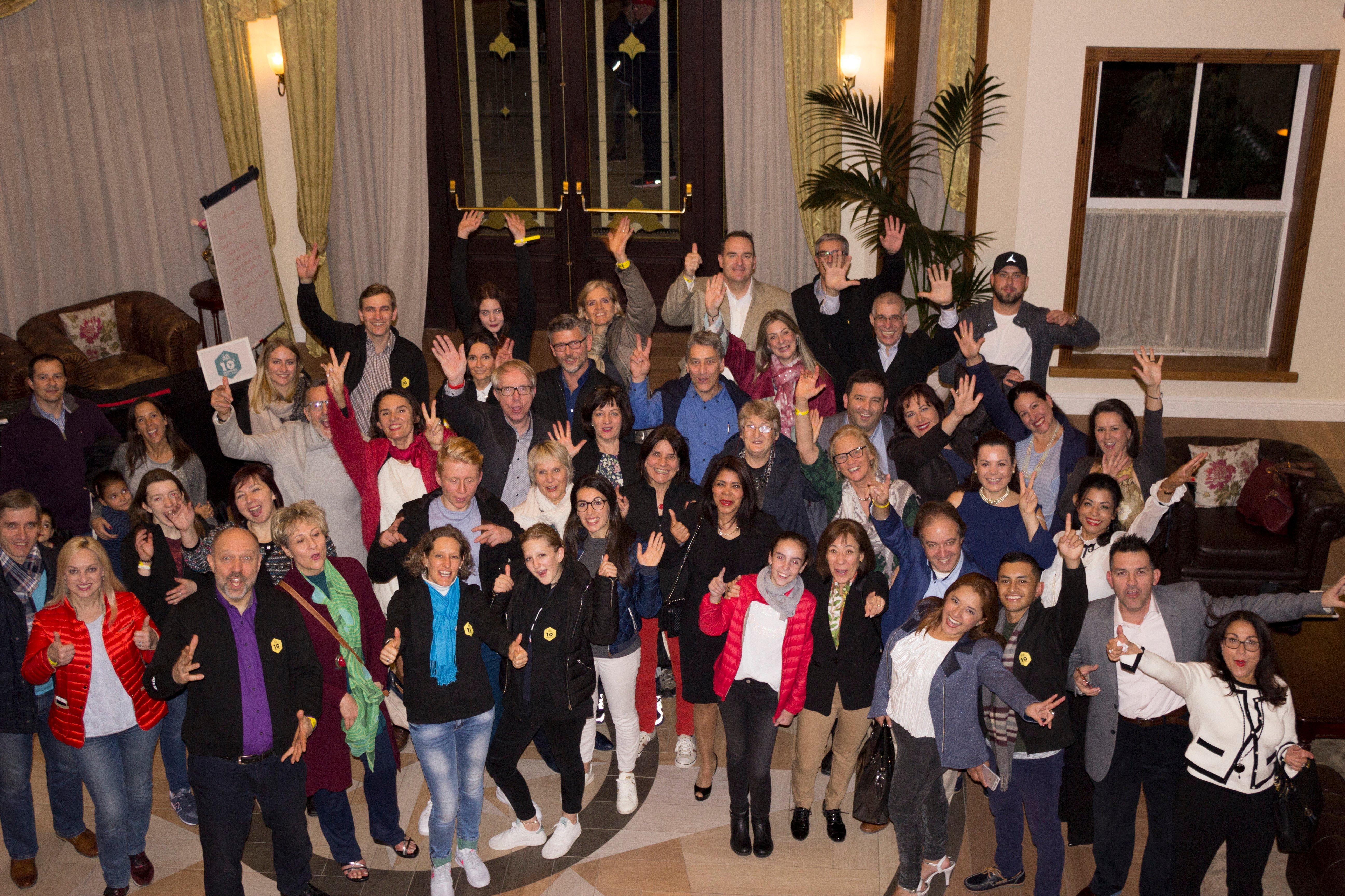 4Life Celebrates Ten Years in Europe