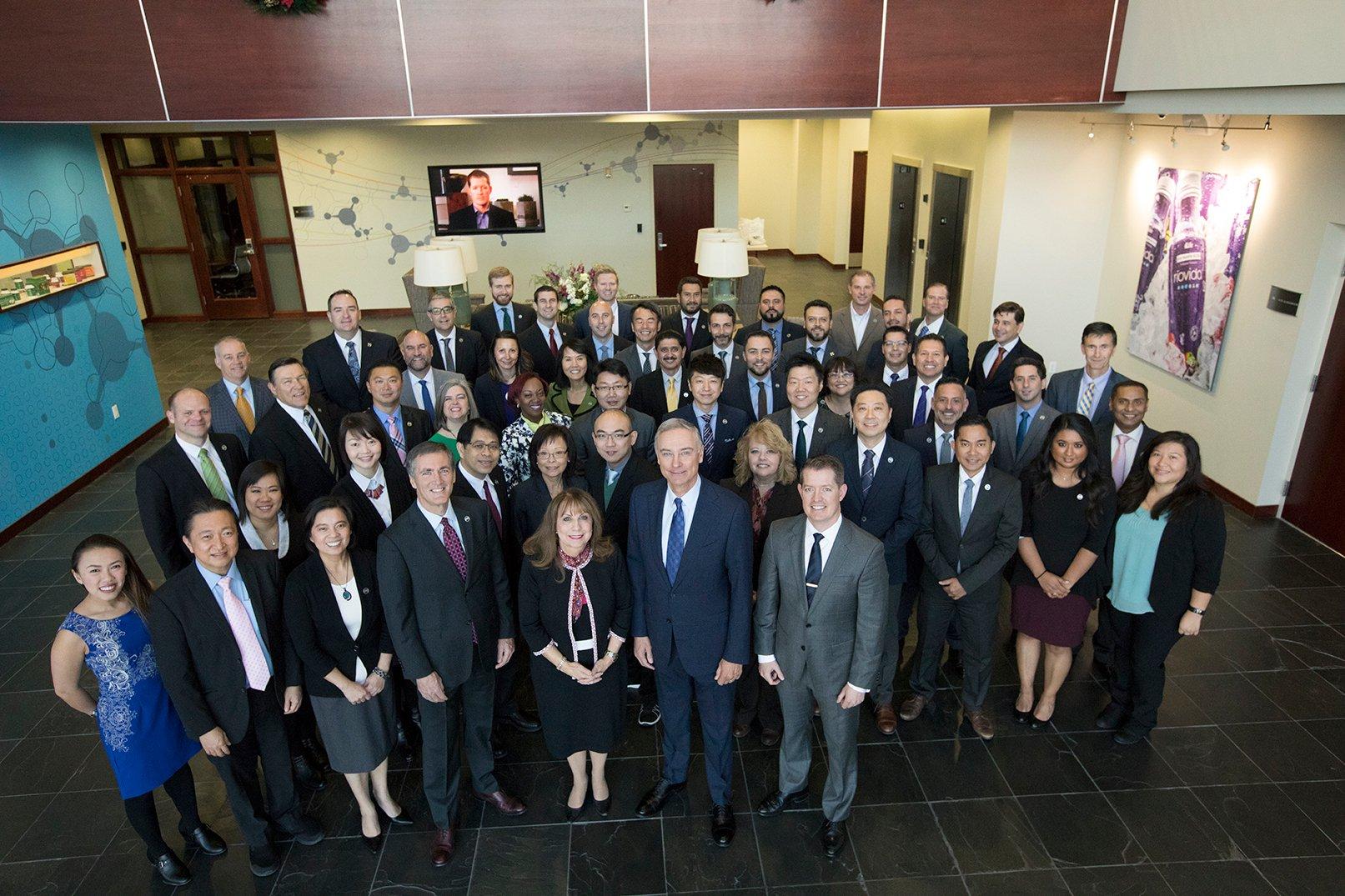 Conferencia de los Gerentes Generales del 2017