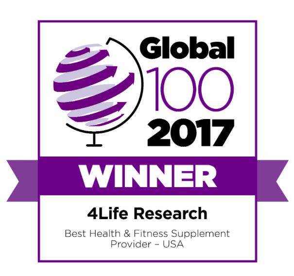 4Life: Winner Among Global 100