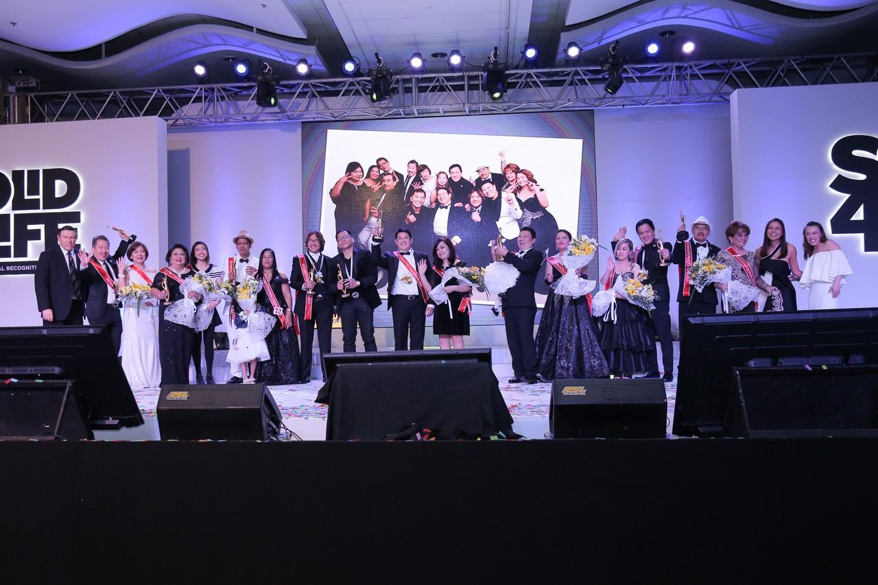 4Life Filipinas lleva a cabo un evento de reconocimiento anual