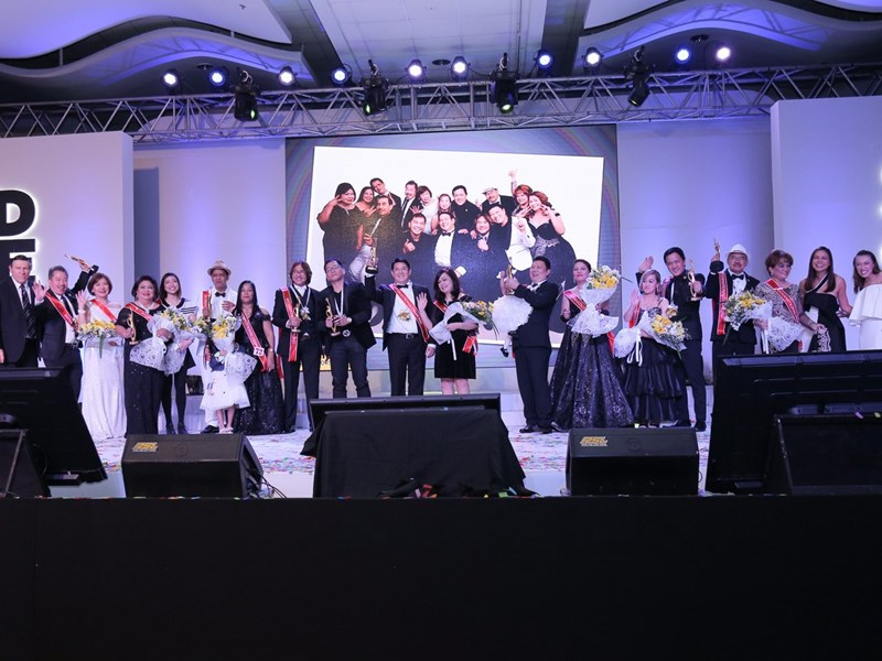 4Life Philippines Hosts Annual Recognition