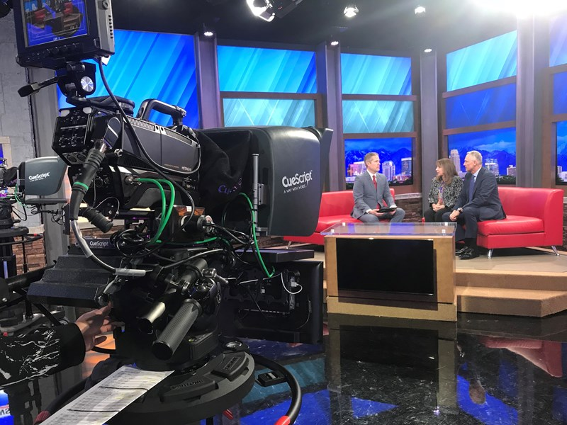 I fondatori di 4Life in onda sul canale ABC4 Utah