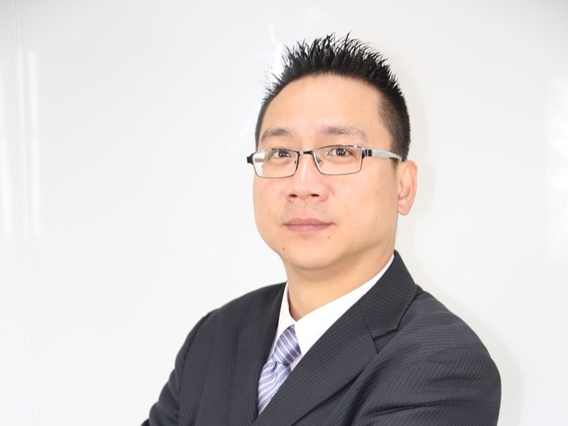 New General Manager of 4Life Taiwan