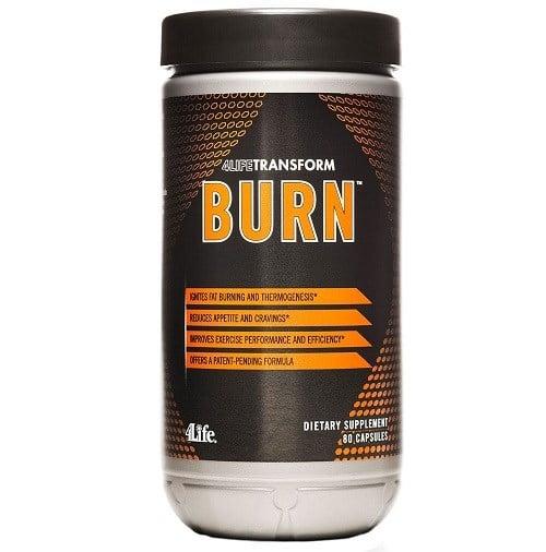 4LifeTransform Burn<sup>®</sup> aparece en nueva publicación científica