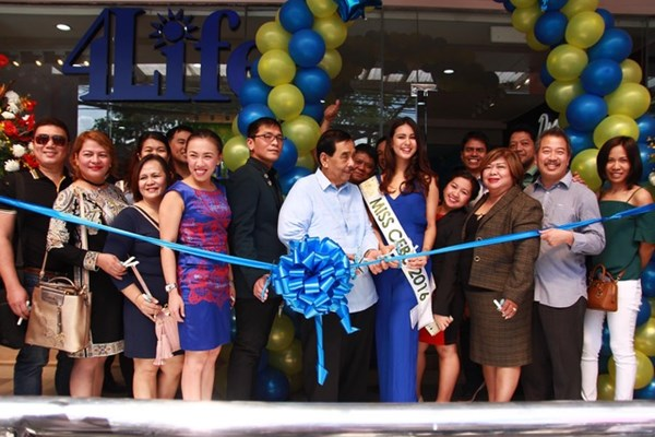 4Life Philippines Opens New Business Center