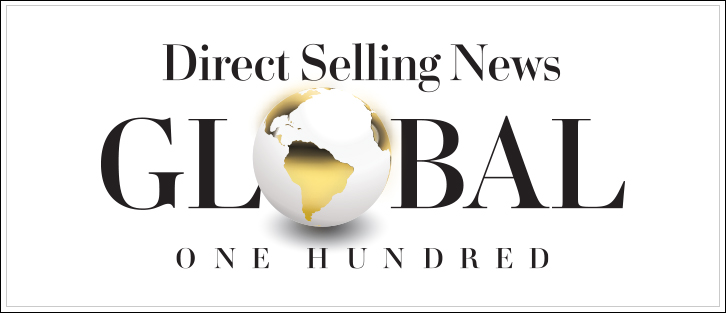 4Life en <em>Direct Selling News</em> Global 100