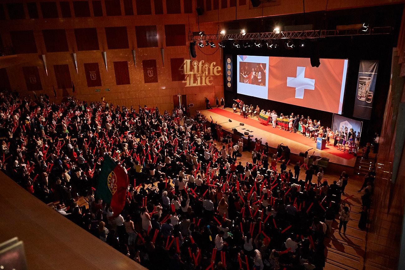 4Life Europe Celebrates Tenth Anniversary