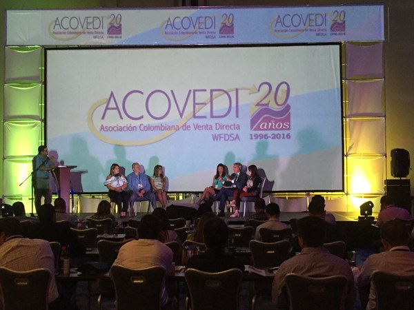 4Life Colombia Sponsors ACOVEDI Anniversary