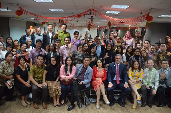 4Life Indonesia Holds First Platinum Rally