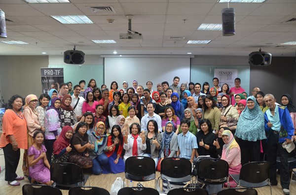 4Life Indonesia Wellness Seminar